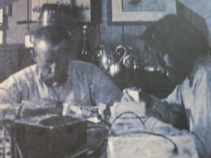 Amundsen and Cook