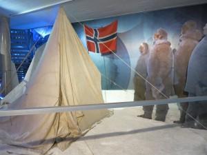 Amundsen's tent
