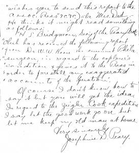 Mrs. Peary 1902B